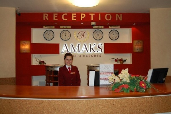 AMAKS Hotels & Resorts